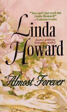 Almost Forever by Linda Howard (1994, Paperback)