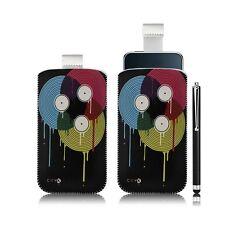 coque étui pochette pour Apple iPod Touch 3G avec motif LM08 + stylet luxe