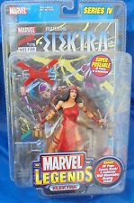 "Marvel Legends Series IV Elektra 6"" Action Figure MIP Toy Biz New NIP NRFP 2003"
