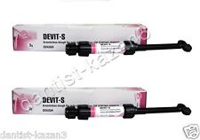 2x3g DENTAL PASTE FOR Pulp DEVITALISATION composite - DEVIT-S (as Voco Depulpin)