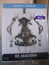 Blu ray steelbook Ex Machina French New & Sealed édition Française Neuf