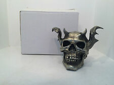 Spawn of Hell Skull Figurine Ornament Gothic Scary Special BRAND NEW BOXED