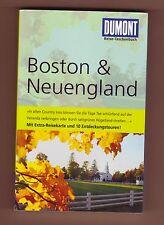 Ole Helmhausen - Boston & Neuengland  (Dumont Reise-Taschenbuch, Reiseführer)