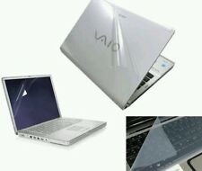 3 in 1 15.6 inch Guard. Screen Guard plus Key Guard plus Laptop Skin
