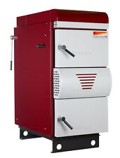 25kW Angus Orligno 200 Wood Log Boiler (grants available under RHI for 20 years)