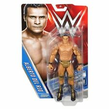 WWE ALBERTO DEL RIO SMACKDOWN BASIC SERIES 66 RAW TNA WRESTLING FIGURE ACTION