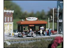 Piko G Scale Train Building Peters Motorcycle Shop 62259