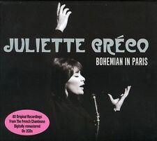 Bohemian in Paris by Juliette Gréco (CD, Mar-2012, 2 Discs, Not Now Music)