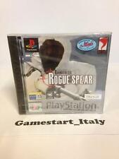 RAINBOW SIX ROGUE SPEAR (SONY PS1) NUOVO SIGILLATO NEW SEALED PAL