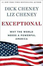 EXCEPTIONAL BY DICK & LIZ CHENEY-NEW 1st EDITION RETAIL HARDCOVER w/DJ-FREE SHIP