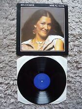 Rita Coolidge We're All Alone UK Hallmark 1977 Vinyl LP A1/B1 Matrix SHM3140