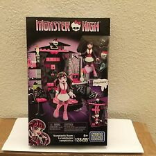 New Mega Bloks Monster High Draculaura's Vamptastic Room