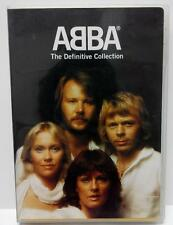 ABBA The Definitive Collection 2002 Universal Music USA DVD FCB1092