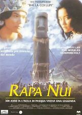 Rapa Nui 1994 (Italian) - UK PAL Region 2 Esai Morales, Jason Scott Lee NEW DVD
