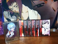 Neon Genesis Evangelion Platinum - Complete Collection - 2005 - USED - Anime DVD