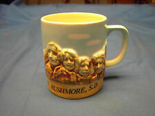 Mt Rushmore South Dakota Coffee Cup In Good Condition