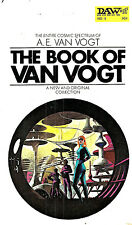 The Book Of Van Vogt, DAW Books 1st edition PB, 1972, DAW Collector's #4