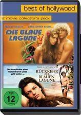 THE BLUE LAGOON 1 + 2 Brooke Shields JOVOVICH Rückkehr to the blue 2 DVD box-new