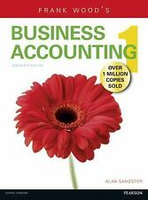 Frank Wood's Business Accounting: Volume 1, 13E by Sangster, Wood