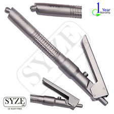 SYZE New Pen Style Dental Intraligamental Syringe Anesthetic 1.8ml Angled CE UK