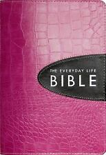 The Everyday Life Bible: The Power of God's Word for Everyday Living, Meyer, Joy