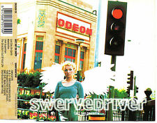 Swervedriver Last Day On Earth UK Promo CD single CRESCD179 CREATION 1995@LOOK@