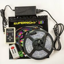 Waterproof 5M LPD 6803 5050 Dream Magic RGB LED Strip 133 Color+Power+Controller