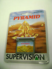 Watara Supervision Game PYRAMID Watara Supervision Game System BRAND NEW