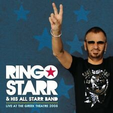 Live At The Greek Theatre 2008 - Ringo & His All Starr Band Star (2010, CD NEUF)