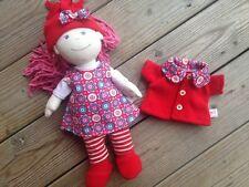 Kleidung + Jacke 6-tlg. für Puppen HABA friends Gr. 30 cm Lilli Nele Florentine