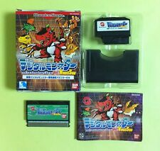 Digital Monster Ver. (  Digimon ) WonderSwan WS Wonder Swan JAPAN USED