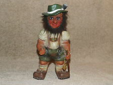 Vintage Heico West Germany Hiker Nodder Troll