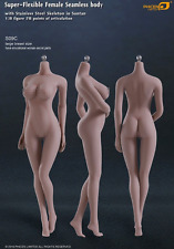 "PHICEN LARGE BREAST TAN BODY 1:6 SCALE OR 12"" FIGURE S09-C AVAILABLE NOW RARE"