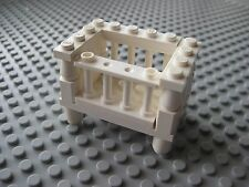 Lego Custom CRIB For Baby Minifigures City Town Family