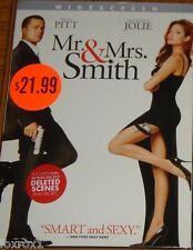Brad Pitt Angelina Joli in Mr. and Mrs. Smith New DVD Widescreen Deleted Scene