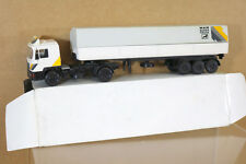 CONRAD NZG MAN DIESEL SUPER TRUCK COVERED ARTICULATED LORRY TRUCK MIB ng