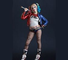 12 Inch Harley Quinn Action Figure Suicide Squad Movie Collectible Model Toy Hot