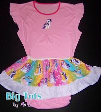 Adult Baby  MLP   bodysuit skirt set  *MsL BIG TOTS*