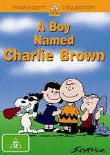 A Boy Named Charlie Brown (DVD, 2006) sealed    L5