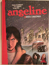 ANGELINE  ** TOME 3 WHITE CHRISTMAS  ** EO NEUF BLONDIEAU/SUMMER/FINO