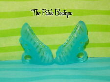 MONSTER HIGH LAGOONA BLUE TRU SCARIS DOLL REPLACEMENT AQUA BLUE SHOES ONLY