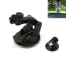 Car Suction Cup Base Holder Tripod Mount Adapter for GoPro HD HERO 2/3/4/HD