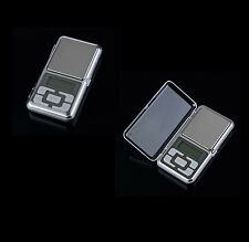 500g/0.1g Portable Mini Digital LCD Electronic Pocket Micro Weight Scale 3LQE