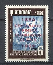 37297) GUATEMALA 1959 MNH** Centenary of coffee export.