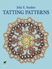 Tatting Patterns Dover Knitting, Crochet, Tatting, Lace