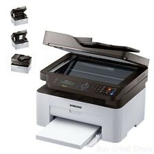 Multifunction Wireless Cloud Monochrome Laser Printer Scanner Copier Fax New