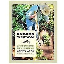 Garden Wisdom: Lessons Learned from 60 Years of Gardening-ExLibrary