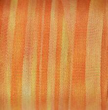 Silk Ribbon for Embroidery 4mm - 3 meters Marigold