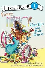 Kids paperback gr 1-2:Fancy Nancy Hair Dos and Hair Don'ts-school pictures-hair?
