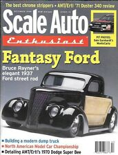 Scale Auto Enthusiast 118 1998 1937 Ford Street Rod Dump Truck Dodge Super Bee